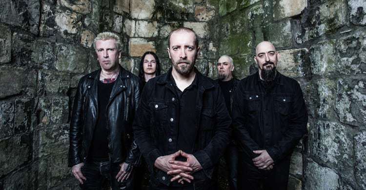 PARADISE LOST to begin recording new album this month