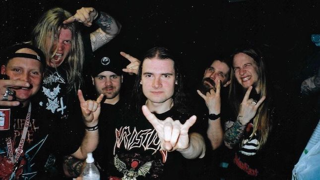 Reunited original lineup of DISMEMBER performs at Scandinavia Deathfest 2019 (Video)