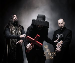 New lyric video from Greek Dark Metallers THE SLAYERKING