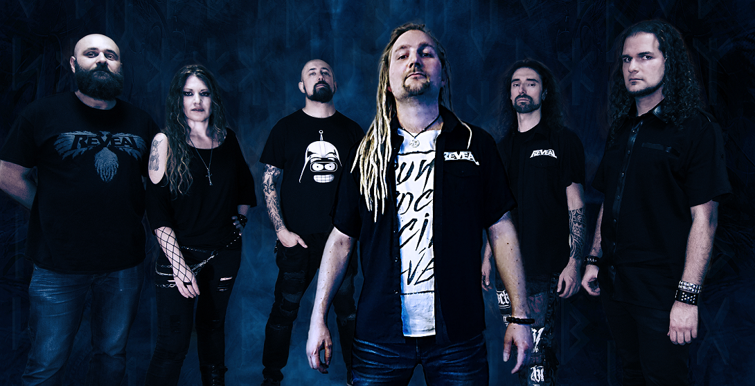 New video from Spanish Power Metallers REVEAL