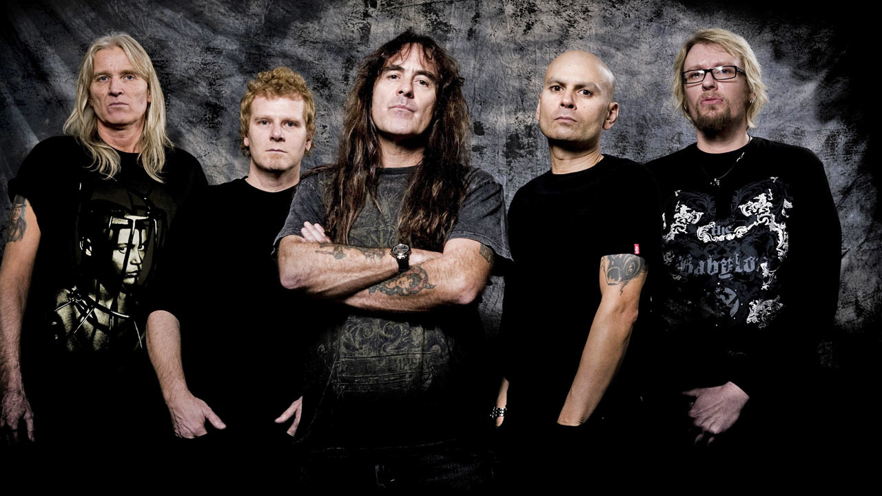 Steve Harris' BRITISH LION announce six December 2019 shows and new album