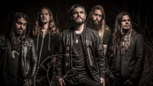 SUICIDE SILENCE to release 'Become The Hunter' album in early 2020