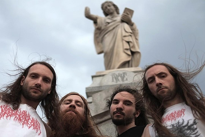 BLOOD INCANTATION release 'Slave Species Of The Gods' video