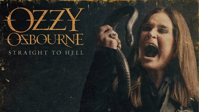 Listen to new OZZY OSBOURNE single 'Straight To Hell' featuring SLASH