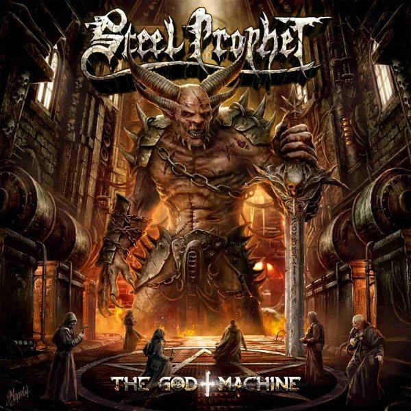 STEEL PROPHET have released their new album.