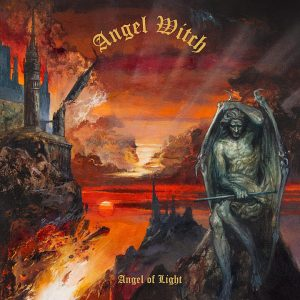 ANGEL WITCH  Are Back With A New Album