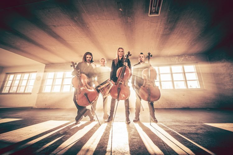 APOCALYPTICA releases new music video For 'Rise'