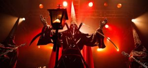 Black Metallers CULT OF FIRE release new song!