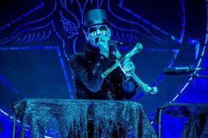 Official audio streaming of KING DIAMOND's new song 'Masquerade Of Madness'