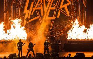 Ο manager των SLAYER Rick Sales δηλώνει ότι η αποχαιρετιστήρια περιοδεία δε σημαίνει το τέλος του συγκροτήματος!!