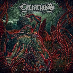 CARCARIASS Releases New Album