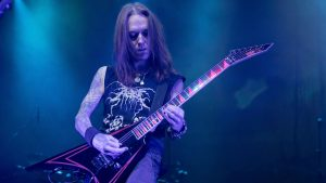 CHILDREN OF BODOM frontman Alexi Laiho may have to use different band name following split with current bandmates
