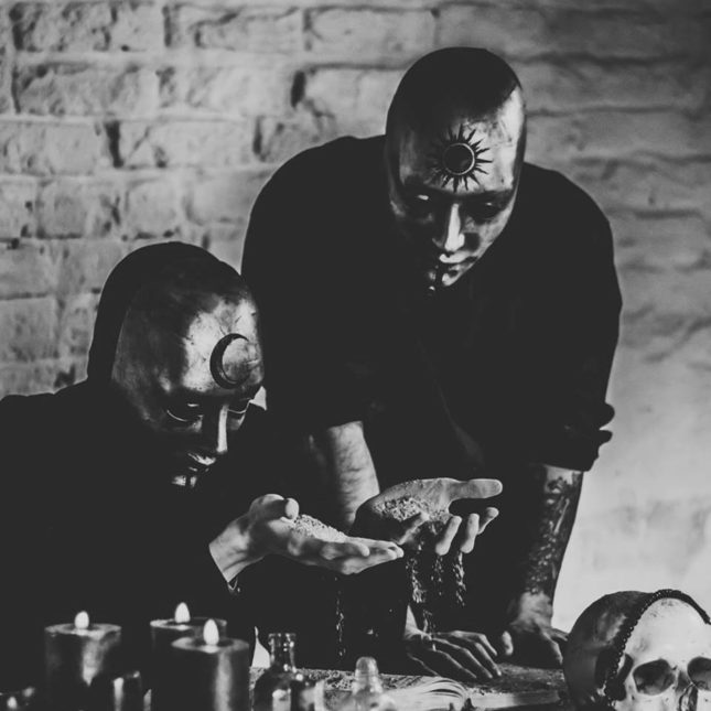 BLAZE OF PERDITION announce new album 'The Harrowing of Hearts'