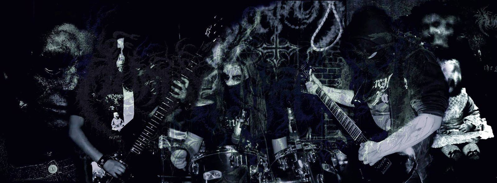 New EP 'The Vacuity' from Greek Black Metallers HUMAN SERPENT available for streaming