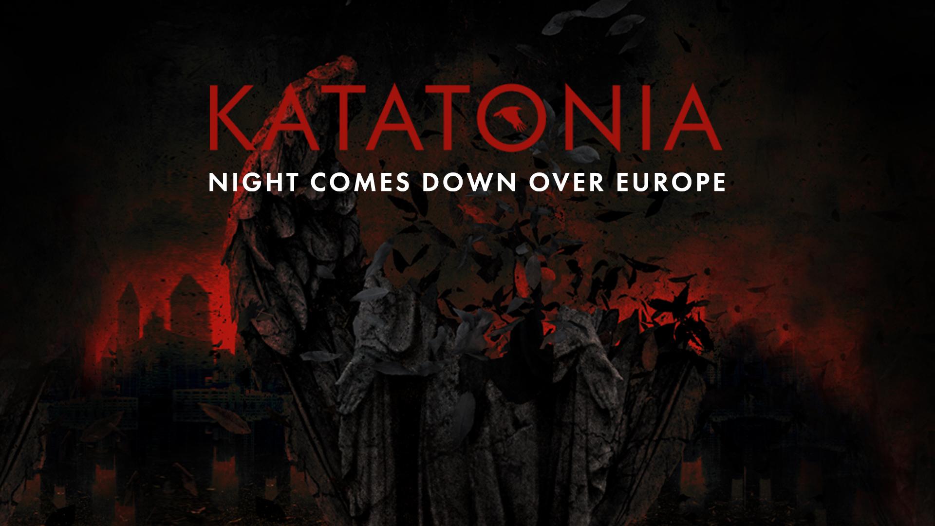 KATATONIA ζωντανά στην Αθήνα τον Φεβρουάριο!