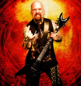SLAYER's Kerry King leaves B.C.Rich for Dean Guitars