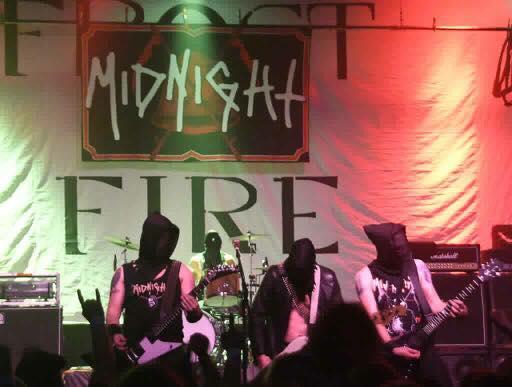 Τον Ιανουάριο θα κυκλοφορήσουν οι MIDNIGHT το νέο τους άλμπουμ 'Rebirth By Blasphemy'