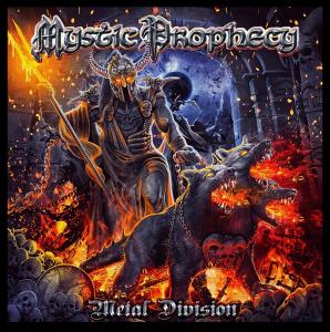 MYSTIC PROPHECY – Νέο Άλμπουμ Με Τίτλο «METAL DIVISION»