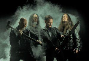 Οι Death Metallers THANATOS κυκλοφόρησαν νέο μουσικό βίντεο για το τραγούδι τους 'The Silent War'!