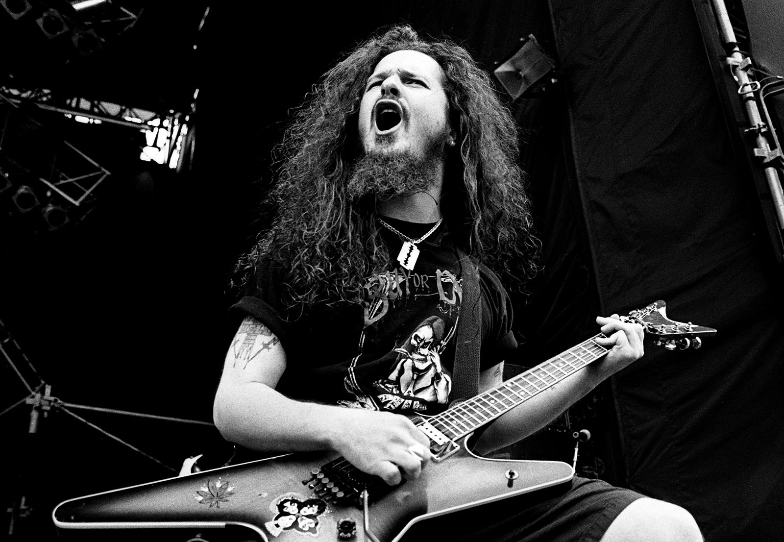 Today Marks 15th Anniversary Of DIMEBAG DARRELL's Death