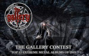 Διαγωνισμός THE GALLERY: Καλύτερο  EXTREME METAL άλμπουμ 2019! (19/12/2019)