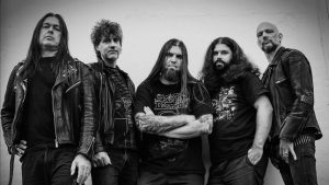 New lyric video 'The Swamp Thing' by Thrash Metal act ASSASSIN