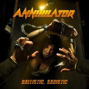 ANNIHILATOR Released New Video For The Song Armed To The Teeth