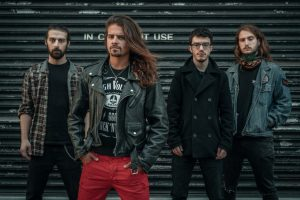 ENTERFIRE – 'BREATHE' from album 'Slave of Time' ….+Official lyric video.
