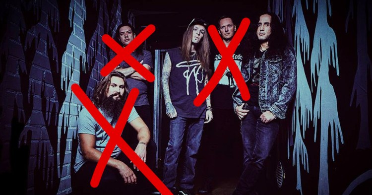 Former CHILDREN OF BODOM members confirm they are rightful owners of band's name