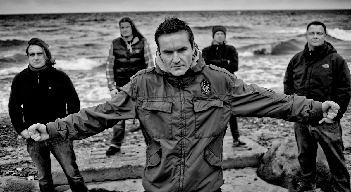 HEAVEN SHALL BURN premiere new video for 'Übermacht'!