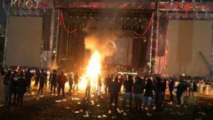 Ακυρώθηκε το KNOTFEST Mexico και η εμφάνιση των SLIPKNOT ύστερα από καταστροφές που προξένησαν οπαδοί!