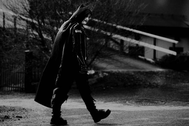 Norwegian Black Metallers NATTVERD premiered new track 'Slakt Dem, Der De Loeper Hoedeloese Rundt Baalet'