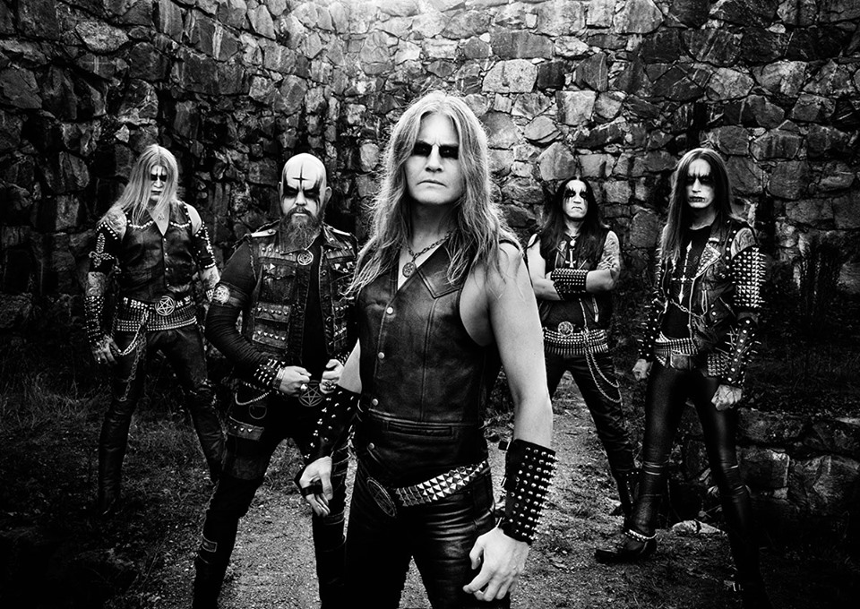 NECROPHOBIC – Recording new album 'Dawn Of The Damned'