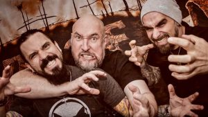 RAGE reveal 'Chasing The Twilight Zone' lyric video
