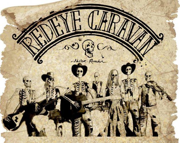 """REDEYΕ CARAVAN – νέο single """"El Muerto""""……Official video."""