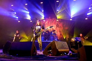 Φωτογραφίες και βίντεο από την τελευταία παράσταση των SLAYER!!