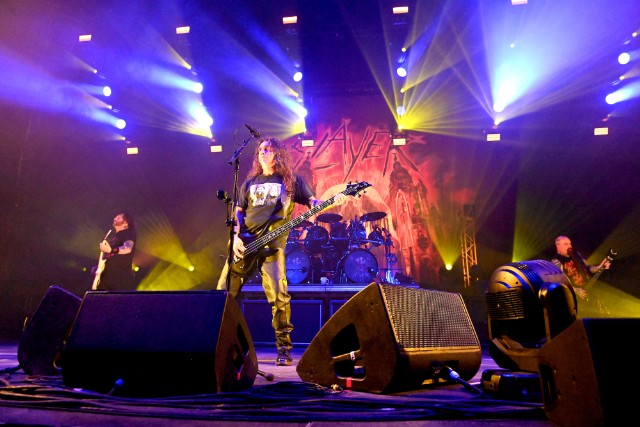 SLAYER's Final Show: Here's Video, Setlist & Photos!