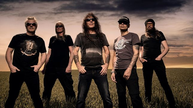 Steve Harris's BRITISH LION streaming two new tracks from upcoming album, 'The Burning'