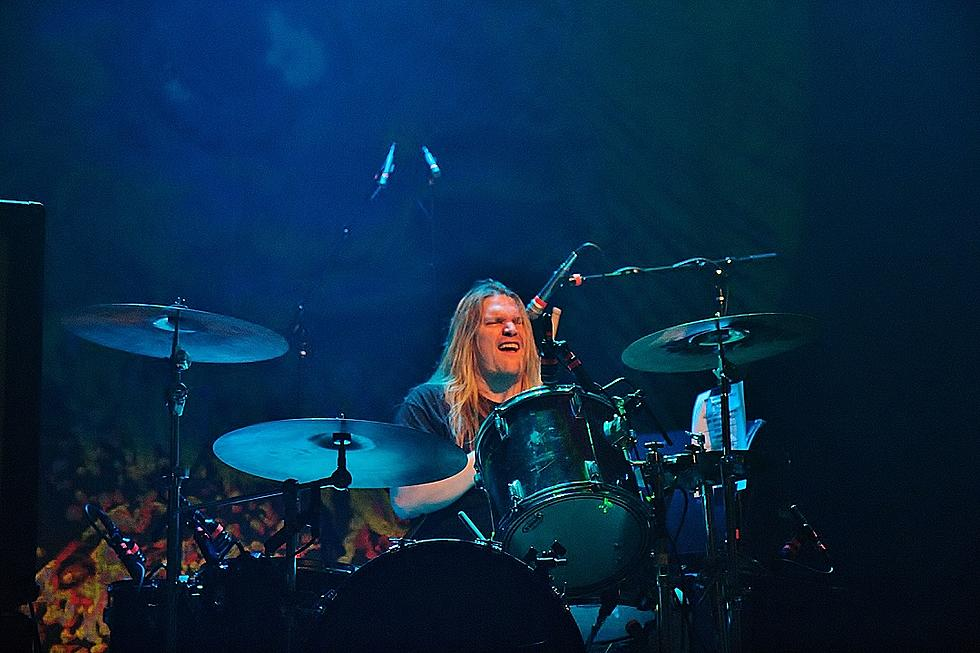 CORROSION OF CONFORMITY Drummer Reed Mullin Dead at 53.