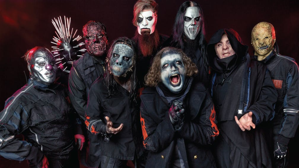SLIPKNOT release new psychedelic short film, 'Pollution'