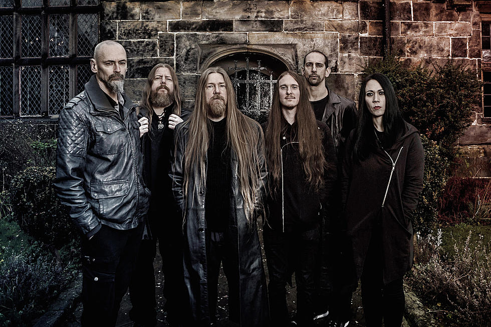 MY DYING BRIDE release official video for 'Your Broken Shore' single