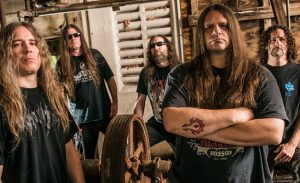 CANNIBAL CORPSE working on new album!