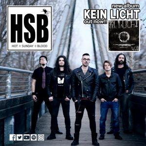 HOT SUNDAY BLOOD – 'The Long Winter's Embrace' από το άλμπουμ 'Kein Licht'.