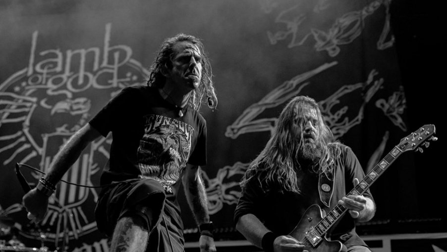 LAMB OF GOD share teaser for new album!