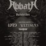 ABBATH kick off European tour with VLTIMAS & 1349!