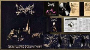 MAYHEM – Limited Edition 'De Mysteriis Dom Sathanas' 25th Anniversary Box Set Due In April