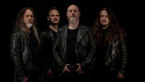 Dutch Death Metal Veterans THANATOS Release Lyric Video For 'Violent Death Rituals'!
