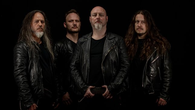 Dutch Death Metal Veterans THANATOS Release Lyric Video For 'Violent Death Rituals'!