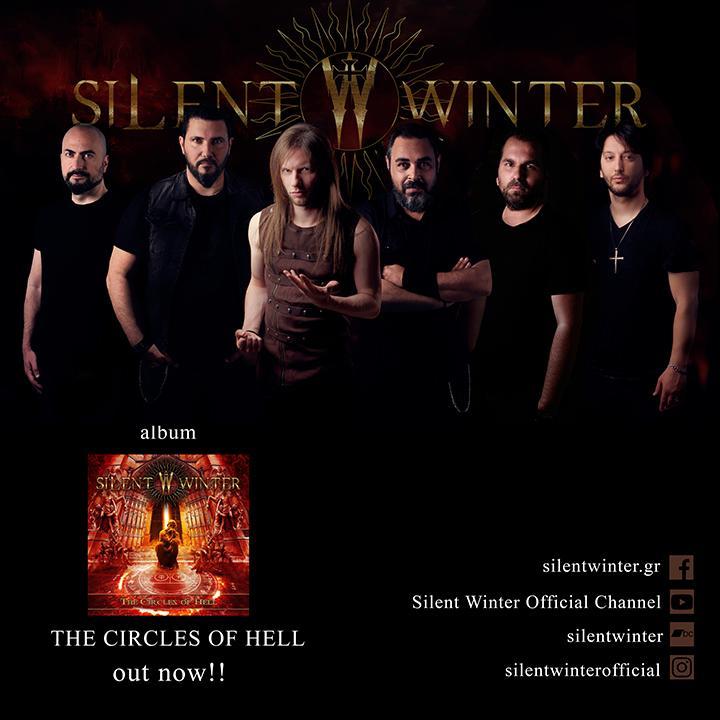 SILENT WINTER – 'The Circles of Hell' από το ομώνυμο άλμπουμ.