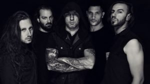ABORTED Release 'Gloom And The Art Of Tribulation' Lyric Video.